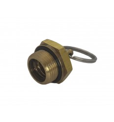 DRAIN TAP WITH SEALING