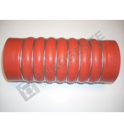 DURIT TURBO MB Ø100x250 ROUGE 7 ONDULATIONS
