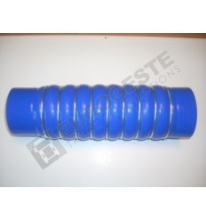 DURIT TURBO MB Ø79-84x320 BLEUE REDUCTEUR 8 ONDULATIONS
