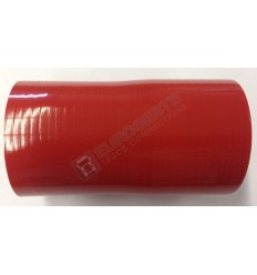 SILICONE CONNECTOR TURBO RED Ø56-60 LG 95