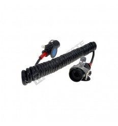 COILED CABLE E.B.S. (7 Poles 6 Meter)