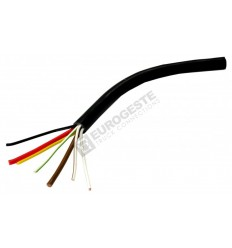 CABLE ABS PUR DIAM 12,1 mm-2x6.0 mm² et 3x1.5 mm²