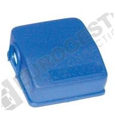 BLUE PVC COVER FOR STARTER TERMINAL