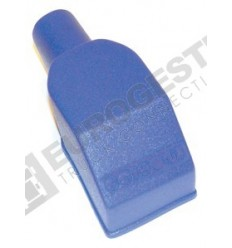 BLUE PVC COVER FOR STARTER TERMINAL WITH BOLT