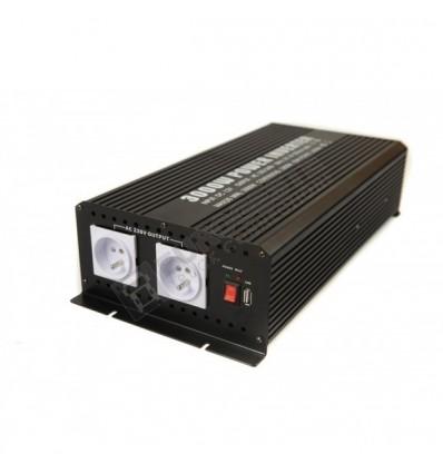 CONVERTISSEUR DC/AC 12V en 220V 200W