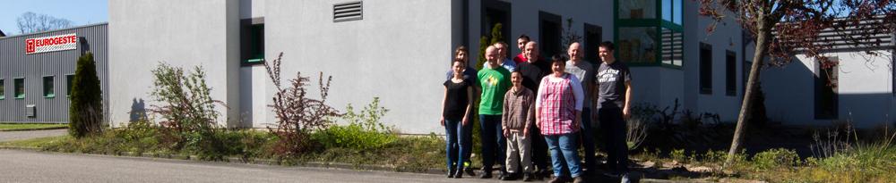 EUROGESTE team